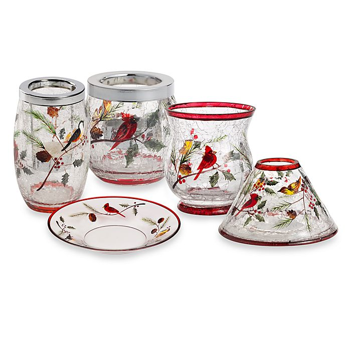 Yankee Candle® Winter Birds Crackle Candle Accessories ...