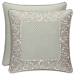 J. Queen New York™ Monticello European Pillow Sham in Sage