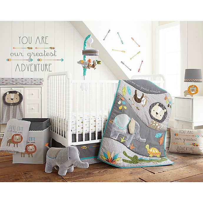 Alternate image 1 for Levtex Baby Zambezi Crib Bedding Collection