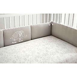 Levtex Baby® Baby Ely 4-Piece Crib Bumper Set in Grey