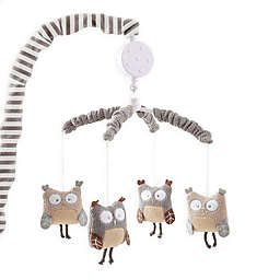 Levtex Baby® Night Owl Musical Mobile in Grey