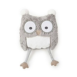 Levtex Baby® Night Owl Plush Owl Toy in Grey