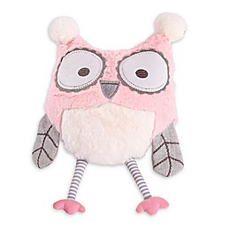 Levtex Baby® Night Owl Plush Owl Toy in Pink