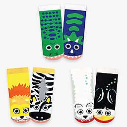 Pals Socks™ Mighty Mate Size 1-3T 3-Pack Socks Box