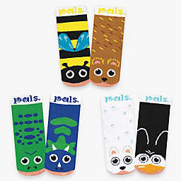 Pals Socks™ Lil Friendies Size 6-12M 3-Pack Socks Box