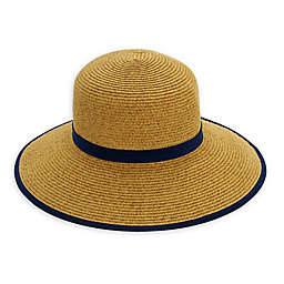 Sun 'N' Sand Accessories French Laundry Paper Braid Hat