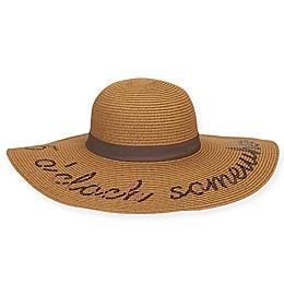 Sun 'N' Sand Accessories Floppy Hat