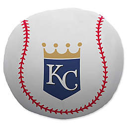 MLB Kansas City Royals Baseball Cloud Pillow
