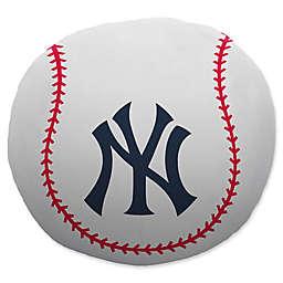 MLB New York Yankees Baseball Cloud Pillow