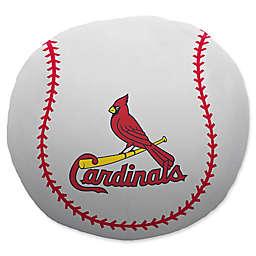 MLB St. Louis Cardinals Baseball Cloud Pillow