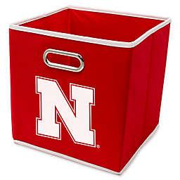 University of Nebraska Storage Bin