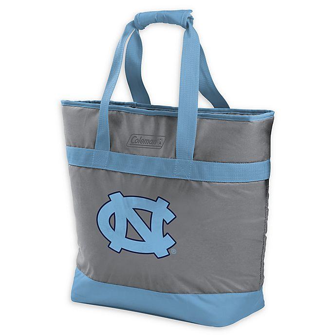 NCAA North Carolina Tar Heels Topanga Insulated Cooler Tote