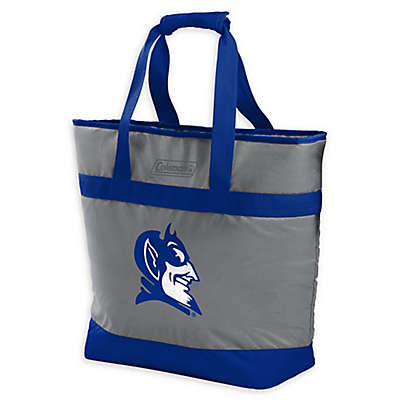 NCAA Duke Blue Devils 30-Can Cooler Tote