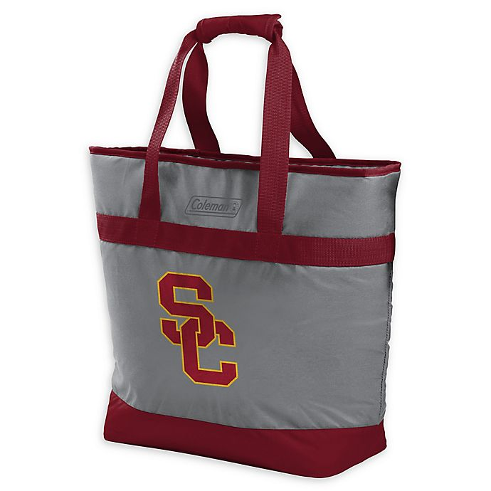 Alternate image 1 for NCAA USC Trojans 30-Can Cooler Tote