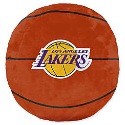NBA Los Angeles Lakers Basketball Cloud Pillow