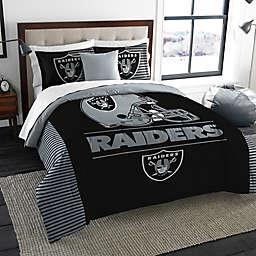 NFL Oakland Raiders Draft Comforter Set