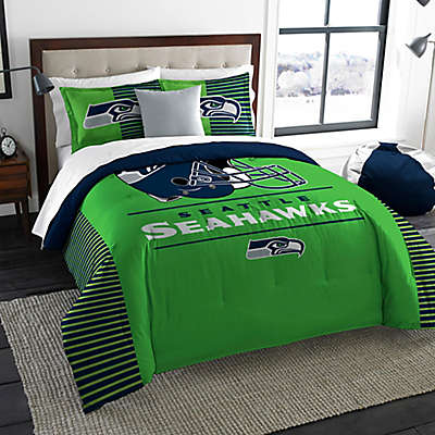 NFL Seattle Seahawks Draft Comforter Set
