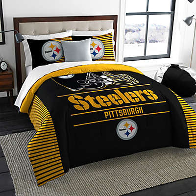 NFL Pittsburgh Steelers Draft Comforter Set