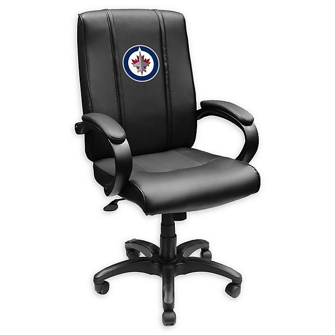 Tremendous Nhl Winnipeg Jets Office Chair 1000 Bed Bath Beyond Ocoug Best Dining Table And Chair Ideas Images Ocougorg