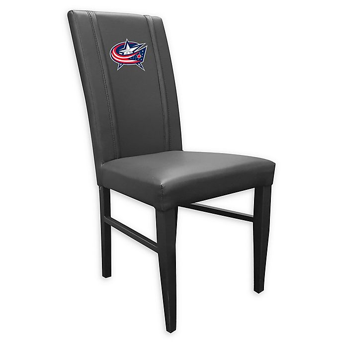 Alternate image 1 for NHL Columbus Blue Jackets Side Chair 2000