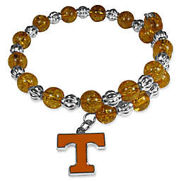 University of Tennessee Metal Logo Pendant Bracelet