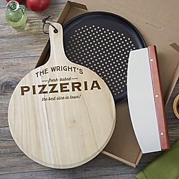 Family Pizzeria 3-Piece Gift Set