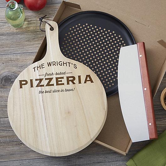Alternate image 1 for Family Pizzeria 3-Piece Gift Set