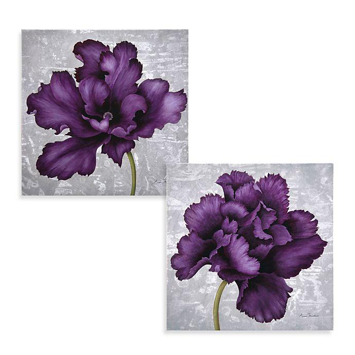 Alternate image 1 for Plum Flower Wall Art