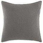Vera Wang™ Transparent Leaves European Pillow Sham in Grey