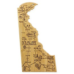 Totally Bamboo® Delaware Destination Cutting Board