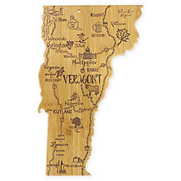 Totally Bamboo® Vermont Destination Cutting Board