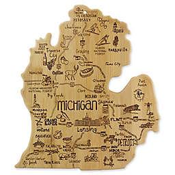 Totally Bamboo® Michigan Destination Cutting Board