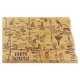 Totally Bamboo® North Dakota Destination Cutting Board