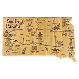 Totally Bamboo® South Dakota Destination Cutting Board
