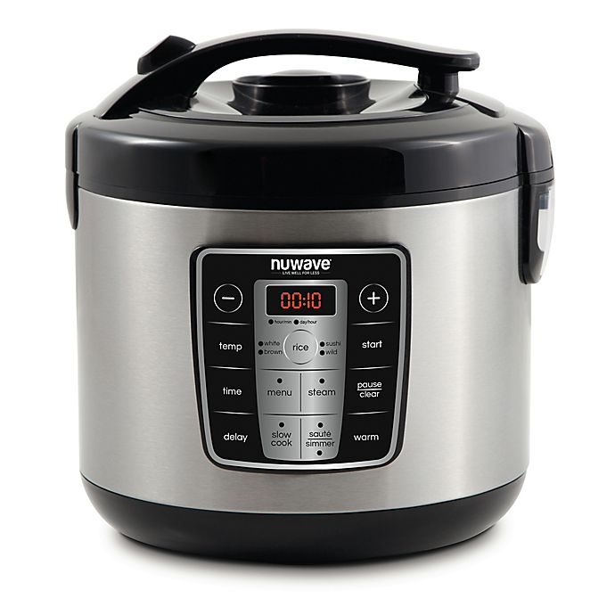 8f1e291fd NuWave® 20-Cup Rice Cooker