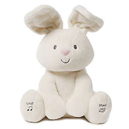 GUND® Flora The Animated Bunny Plush Toy