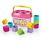 Fisher-Price® Baby's First Blocks in Pink