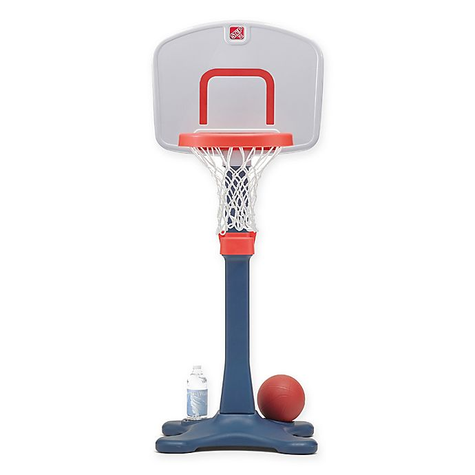 Alternate image 1 for Step2® Shootin' Hoops Junior Adjustable Basketball Set