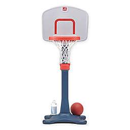 Step2® Shootin' Hoops Junior Adjustable Basketball Set
