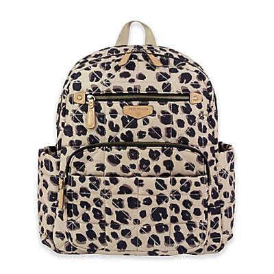 TWELVElittle Companion Leopard Backpack Diaper Bag