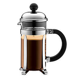 Bodum® Chambord French Press Coffee Maker in Chrome