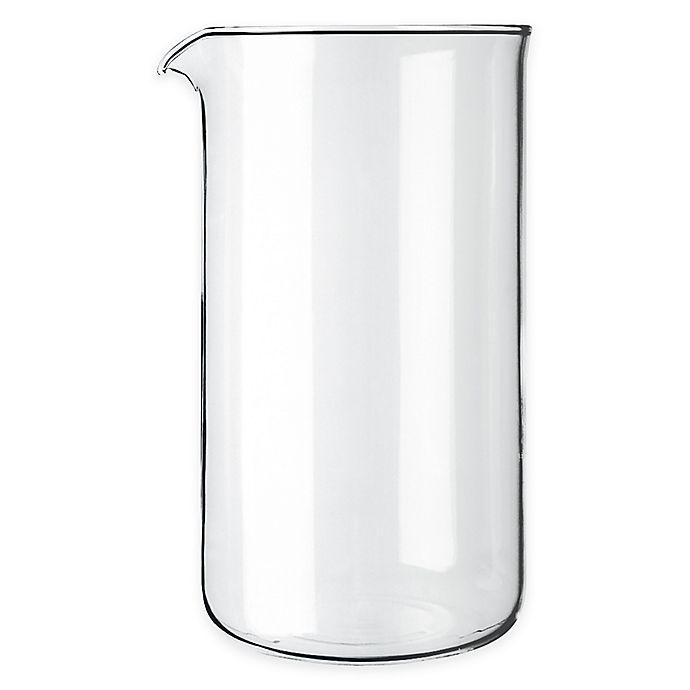 Alternate image 1 for Bodum® 34 oz. Borosilicate Glass Replacement Beaker for French Press
