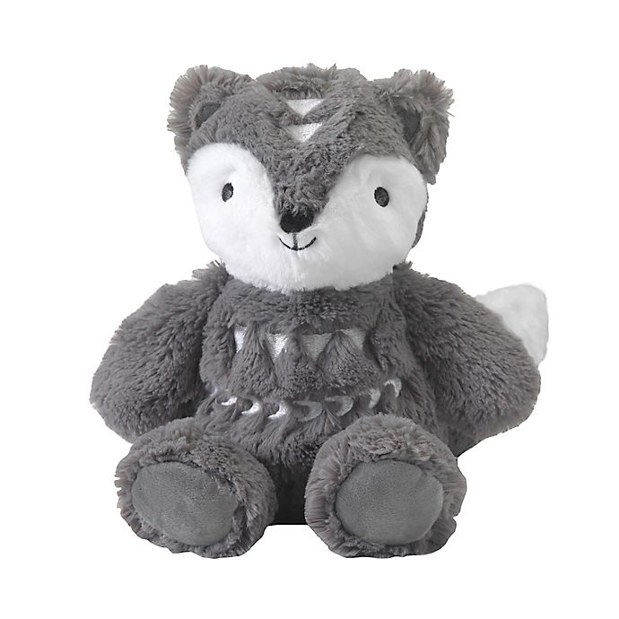 Alternate image 1 for Lambs & Ivy® Stay Wild Plush Fox Toy
