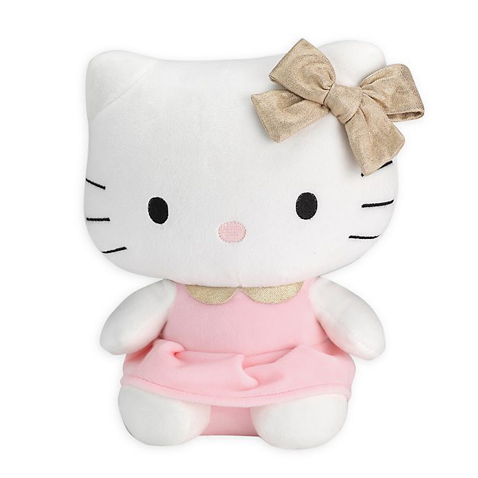 Alternate image 1 for Hello Kitty® Plush Toy