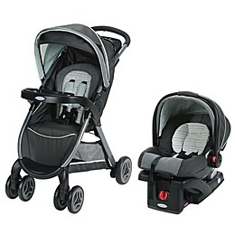Graco® FastAction™ Fold Click Connect™ Travel System in Bennett™
