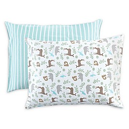 Touched by Nature Standard Toddler Pillowcases (Set of 2)