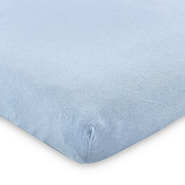 Hudson Baby® Fitted Crib Sheet