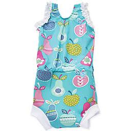 Splash About Happy Nappy™ Tutti Frutti Swimsuit in Green