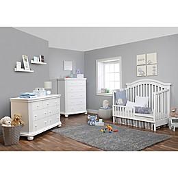 Sorelle Vista Elite Nursery Furniture Collection in White