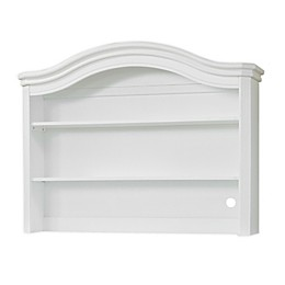 Sorelle Vista Elite Hutch in White
